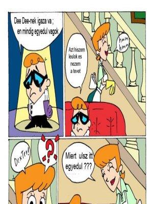 Dexter és anyu - 3. oldal