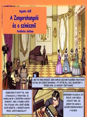 A Zongorahangoló 8. rész - A Zongorahangoló és a színésznő