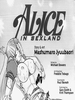 Alice Szexországban 1. rész - 2. oldal