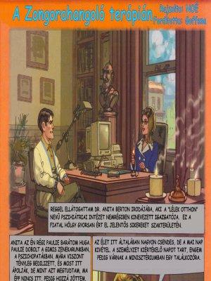 A Zongorahangoló 9. rész - A Zongorahangoló terápián