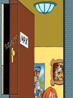 Goofy terve 1. rész - Debbie látogatása - 14. oldal