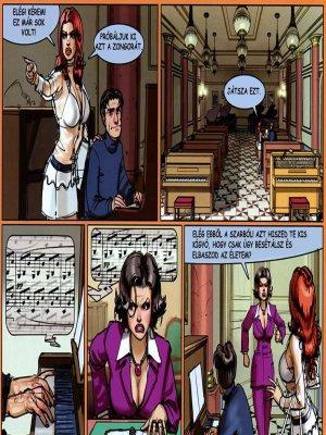 A Zongorahangoló 11. rész - A Zongorahangoló tovább játszik