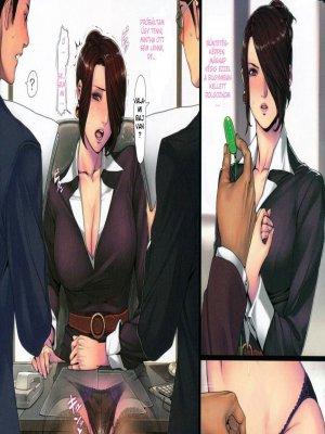 A titkárnő titkos munkája