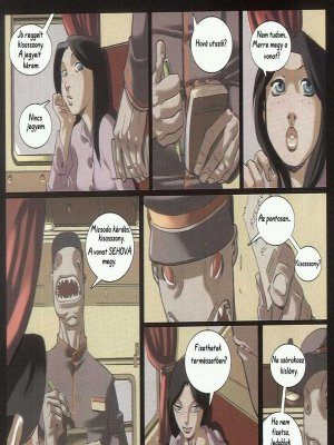 Alíz Horrorországban 10. rész - 2. oldal