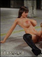 Dickgirls 7. rész - Skyla és Sara - 38. oldal