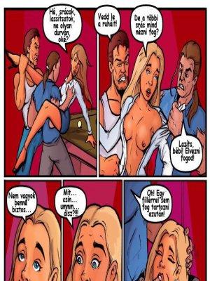 Biliárd-lány - 3. oldal