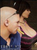 Dickgirls 8. rész - Dina és Skyla