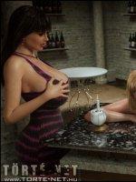 Dickgirls 8. rész - Dina és Skyla - 27. oldal