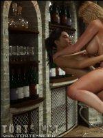 Dickgirls 8. rész - Dina és Skyla - 43. oldal