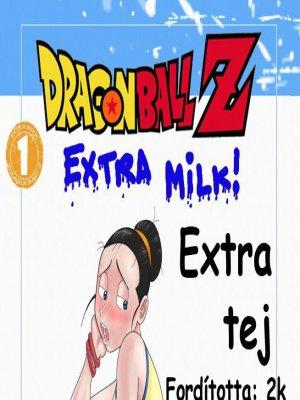 DBZ - Extra tej