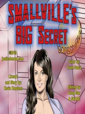 Smallville nagy titka - 1. oldal