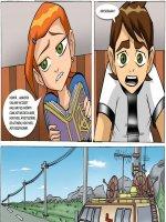 Gwen és Ben Ten - A nemváltó átok - 10. oldal