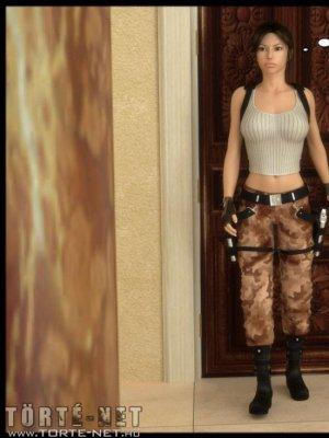 Lara Croft - Lazító Fürdő