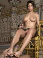 Lara Croft - Előtörténet - 27. oldal