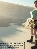Lara Croft - Előtörténet - 33. oldal