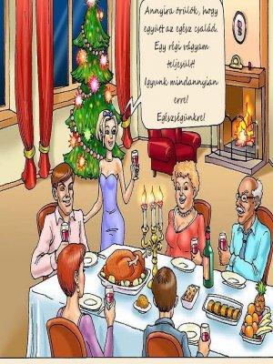 Amanda - Karácsony a családdal
