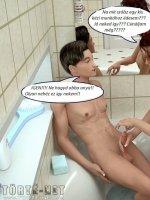 Anya és Fia a fürdőben - 13. oldal