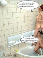 Anya és Fia a fürdőben - 14. oldal
