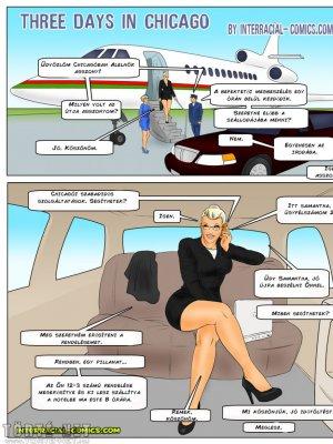 Az üzleti út 1. rész - Három nap Chicagóban