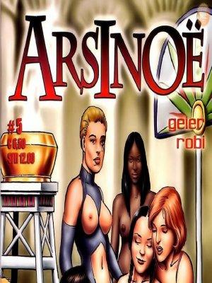 Arsinoe 5. rész - 1. oldal