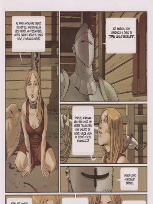 Akelarre - A lovag