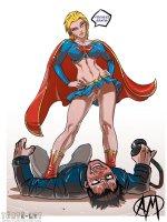 Supergirl és Powergirl Kalandjai - 13. oldal