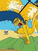 Simpson a parton - 10. oldal