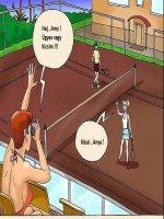 Teniszedzés