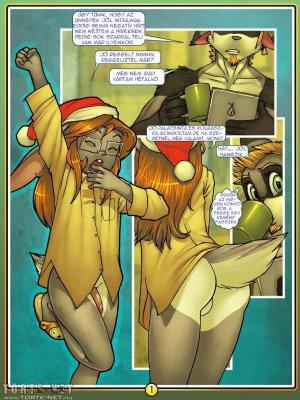 Yaoi - Furry Kalandok 3. rész - Karácsonyi Ajándék