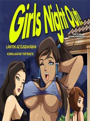 Lányok az éjszakában