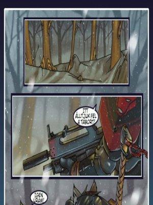 Yaoi - Furry Kalandok 4. rész - Rőzsegyűjtés az erdőben