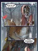 Yaoi - Furry Kalandok 4. rész - Rőzsegyűjtés az erdőben - 7. oldal