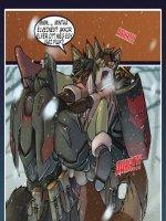 Yaoi - Furry Kalandok 4. rész - Rőzsegyűjtés az erdőben - 13. oldal