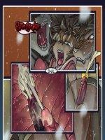 Yaoi - Furry Kalandok 4. rész - Rőzsegyűjtés az erdőben - 16. oldal