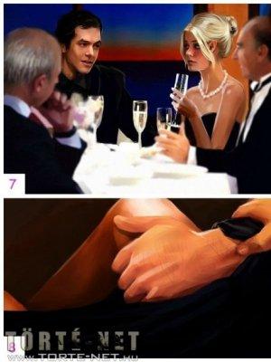 Nicole Heat - A vacsora