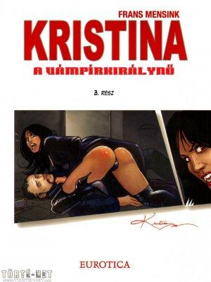 Kristina, a vámpírkirálynő 3. rész - Erotikus képregény
