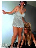 Nicole Heat - Szado-mazo Barbarával