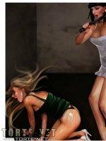 Nicole Heat - Szado-mazo Barbarával - 6. oldal