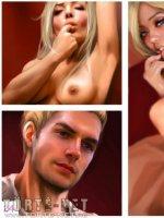 Nicole Heat védelmében - The Casting - 21. oldal