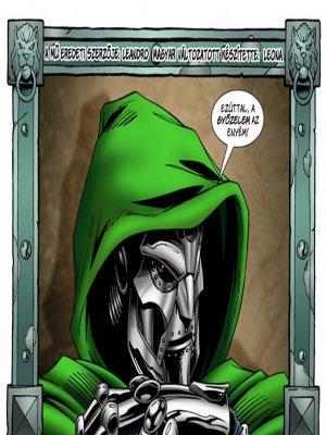 Dr. Doom - 1. oldal