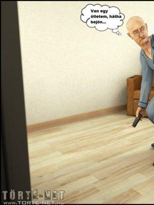 A nyugdíjas otthon