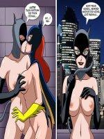 Batgirl és Supergirl