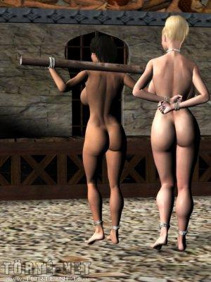 Leszbikus kaland a börtönben