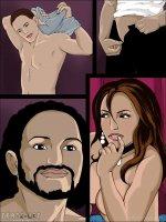 Jennifer Lopez - Erotikus képregény - 7. oldal