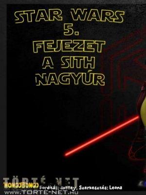 Star Wars 5. fejezet - A Sith Nagyúr