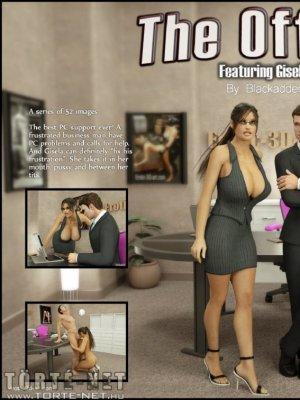 Az iroda - Erotikus képregény