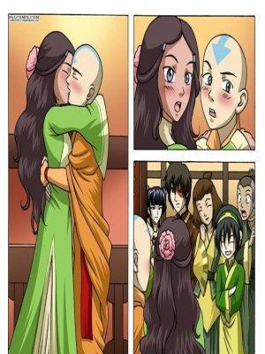 Avatar - Aang és Katara