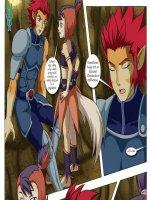 Thundercats 1. rész - Szép párok együtt - 8. oldal