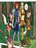 Thundercats 1. rész - Szép párok együtt - 16. oldal