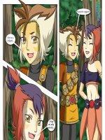 Thundercats 1. rész - Szép párok együtt - 17. oldal